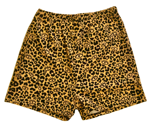 Leopard Eye Shorts