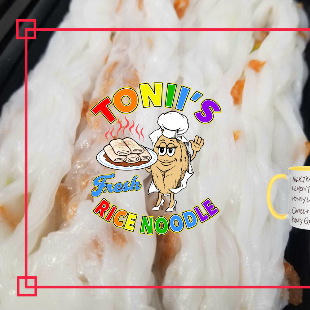 Here's the Inspiration Behind Our Latest Merchandise Collaboration With Tonii's Fresh Rice Noodles