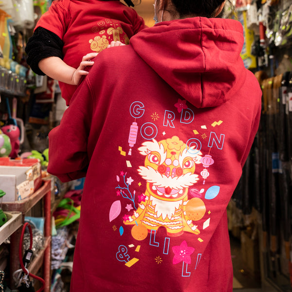 Gordon & Li Li x Made in Chinatown Hoodie