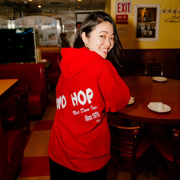 Wo Hop x Made in Chinatown Hoodie