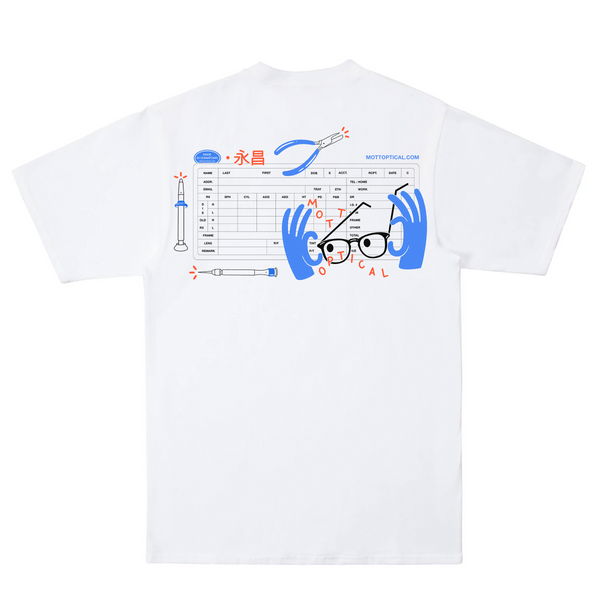 Mott Optical Group x Made in Chinatown Tee