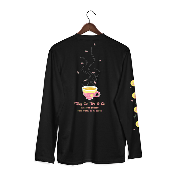 Wing on Wo & Co x Made in Chinatown Tea Long Sleeve