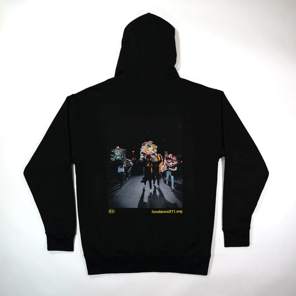 NY Chinese Freemasons Athletic Club x Made in Chinatown Hoodie