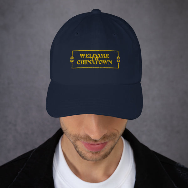 Welcome to Chinatown Logo Cap