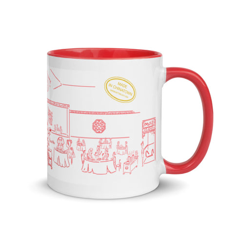 Jing Fong x Made in Chinatown Mug