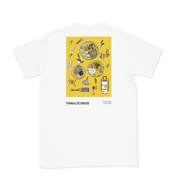 Thailicious x Made in Chinatown Tee