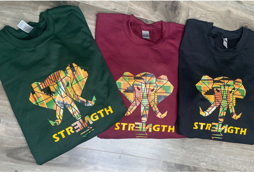 STRENGTH CREWNECK