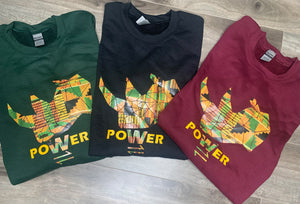 POWER CREWNECK