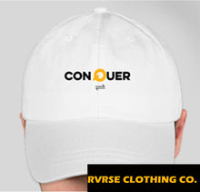 Load image into Gallery viewer, CONQUER DAD HAT