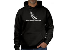 Load image into Gallery viewer, SPEAK IT INTO EXISTENCE HOODIE