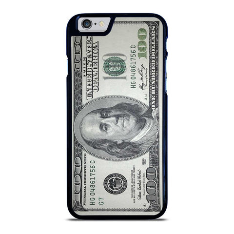 $100 DOLLAR BILL MONEY-iphone-6-6s-case-cover
