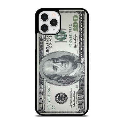 $100 DOLLAR BILL MONEY-iphone-11-pro-case-cover