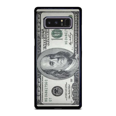 $100 DOLLAR BILL MONEY Samsung Galaxy Note 8 Case Cover