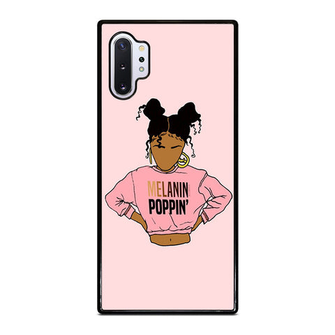 2BUNZ MELANIN POPPIN' ABA Samsung Galaxy Note 10 Plus Case Cover