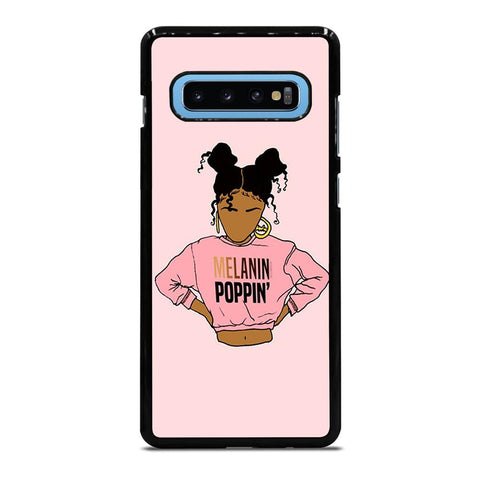 2BUNZ MELANIN POPPIN' ABA Samsung Galaxy S10 Plus Case - Best Custom Phone Cover Cool Personalized Design