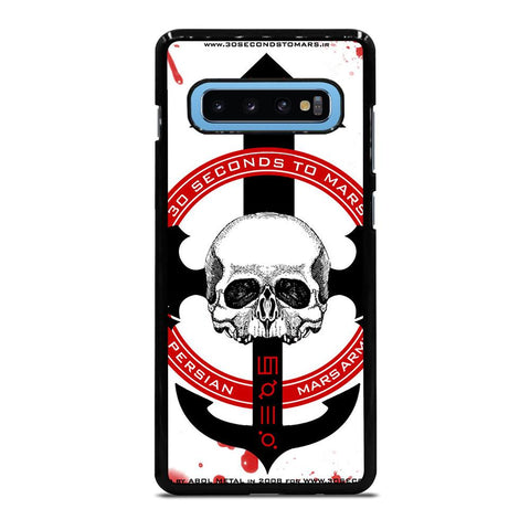 30 SECONDS TO MARS Samsung Galaxy S10 Plus Case - Best Custom Phone Cover Cool Personalized Design