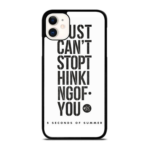 5 SECONDS OF SUMMER 6 5SOS-iphone-11-case-cover