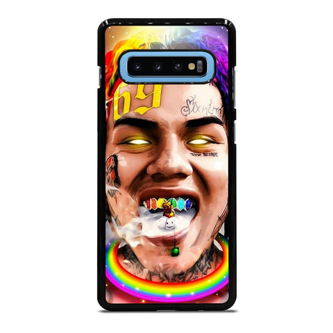6IX9INE SIX NINE Samsung Galaxy S10 Plus Case - Best Custom Phone Cover Cool Personalized Design