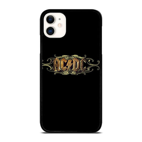 ACDC BAND AC DC-iphone-11-case-cover