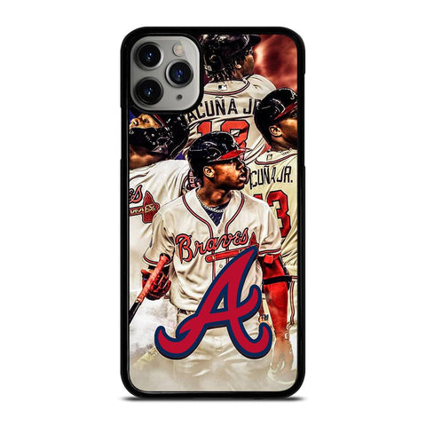 ACUNA JR ATLANTA BRAVES-iphone-11-pro-max-case-cover