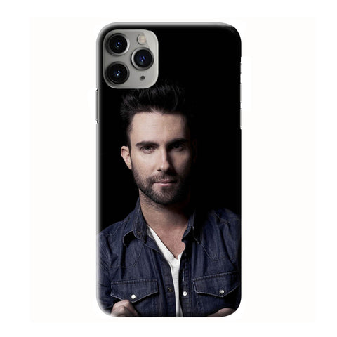 ADAM LEVINE MAROON iPhone 6/6S 7 8 Plus X/XS XR 11 Pro Max 3D Case - Cool Custom Cover Personalized Design