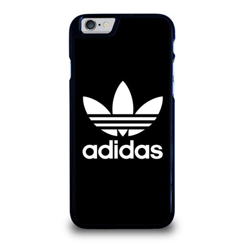 ADIDAS LOGO BLACK WHITE-iphone-6-6s-case-cover