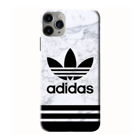 ADIDAS MARBLE STRIPES  iPhone 6/6S 7 8 Plus X/XS XR 11 Pro Max 3D Case - Cool Custom Cover Personalized Design