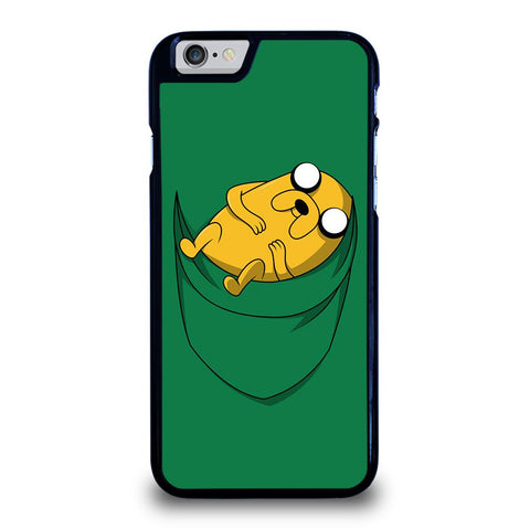 ADVENTURE TIME JAKE POCKET-iphone-6-6s-case-cover