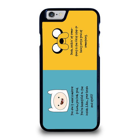 ADVENTURE TIME QUOTE-iphone-6-6s-case-cover