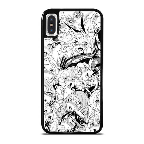 AHEGAO PERVERT,-iphone-x-case-cover