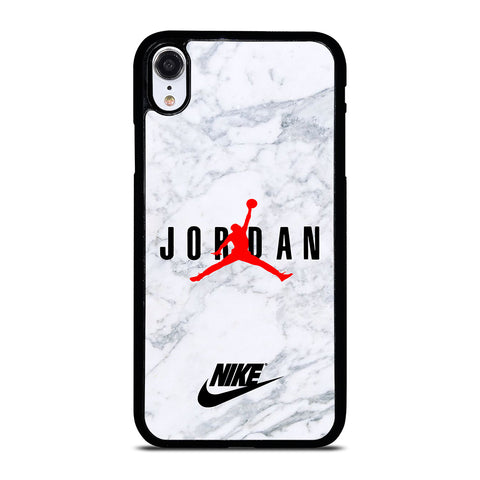 AIR JORDAN MARBLE NIKE iPhone XR Case Cover