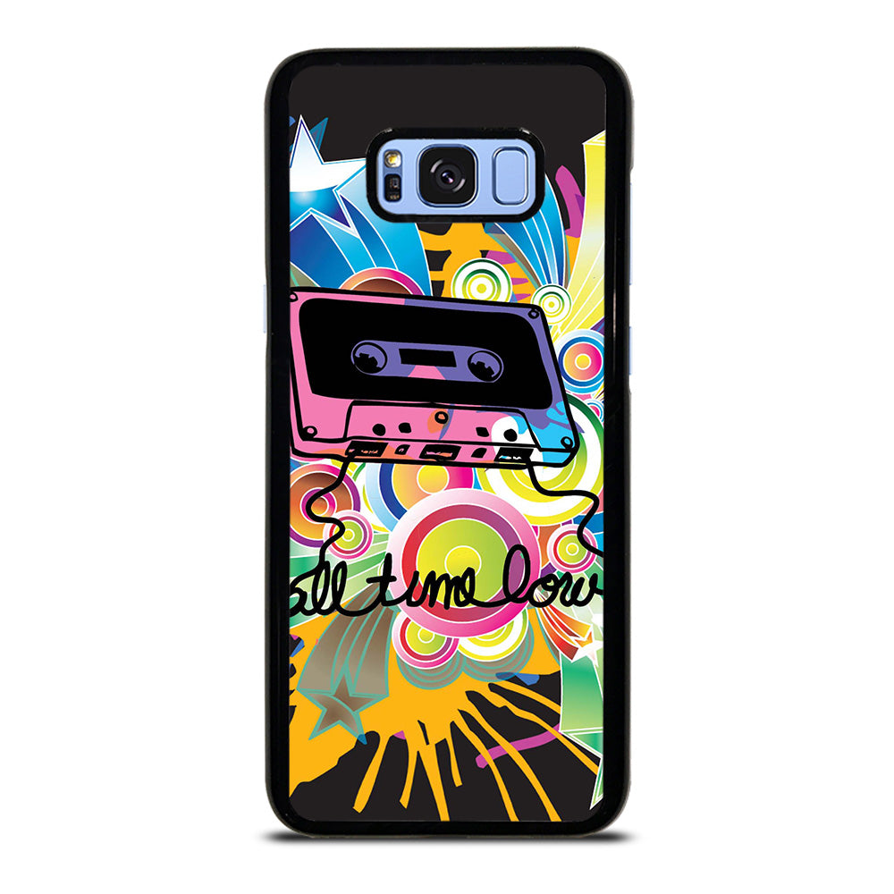ALL TIME LOW RETRO CASSETE Samsung Galaxy S8 Plus Case Cover