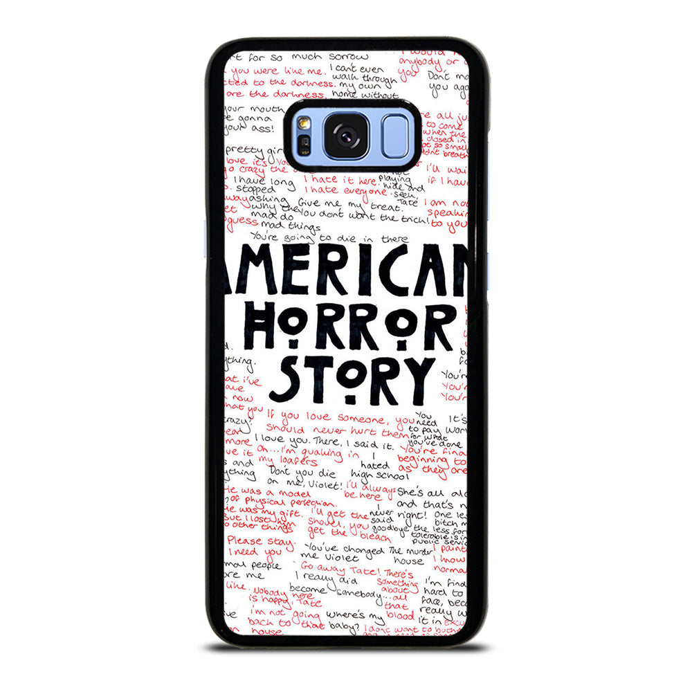 AMERICAN HORROR STORY 3 Samsung Galaxy S8 Plus Case Cover