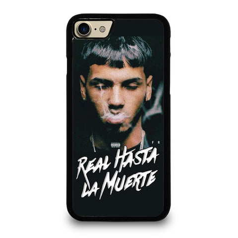 ANUEL AA REAL HASTA LA MUERTE-iphone-7-case-cover