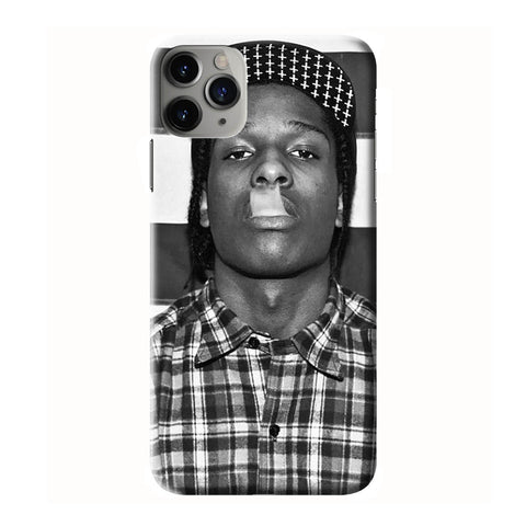 ASAP ROCKY iPhone 6/6S 7 8 Plus X/XS XR 11 Pro Max 3D Case - Cool Custom Cover Personalized Design