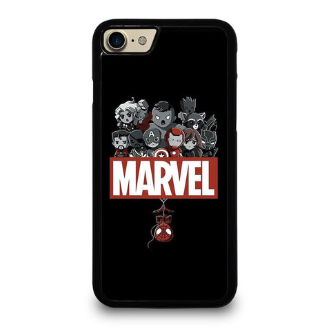 AVENGERS ENDGAME SUPERHERO KAWAII-iphone-7-case-cover