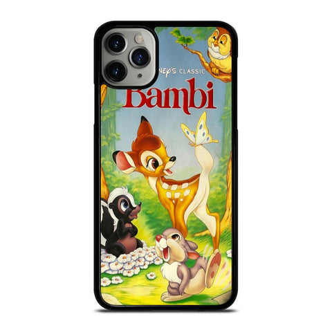 BAMBI DISNEY-iphone-11-pro-max-case-cover