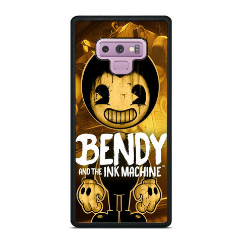 BENDY AND THE INK MACHINE Samsung Galaxy Note 9 Case Cover
