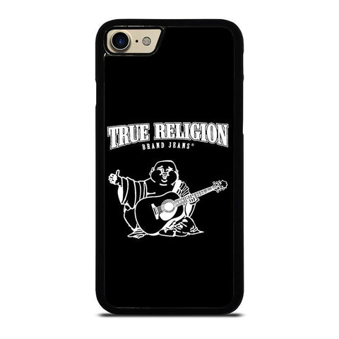 BIG BUDDHA TRUE RELIGION BLACK-iphone-7-case-cover