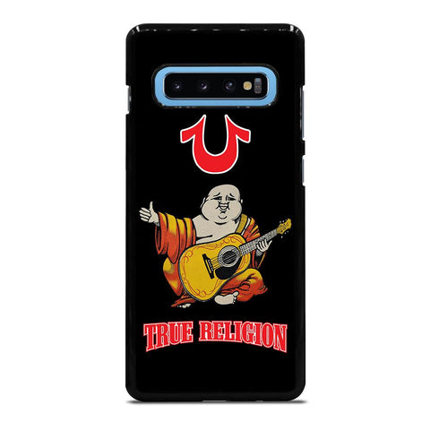 BIG BUDDHA TRUE RELIGION Samsung Galaxy S10 Plus Case - Best Custom Phone Cover Cool Personalized Design