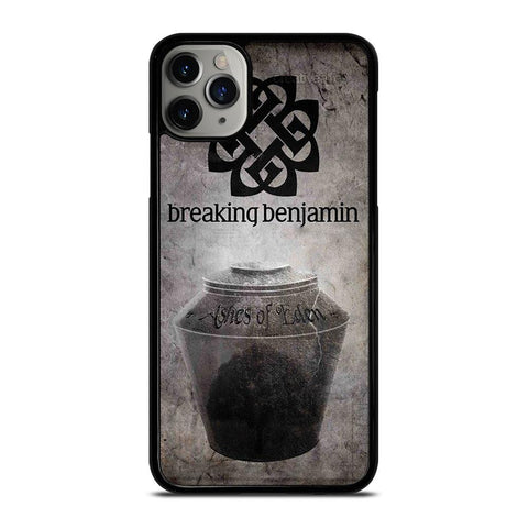 BREAKING BENJAMIN BAND-iphone-11-pro-max-case-cover