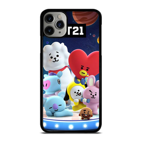 BT21 BTS LINE-iphone-11-pro-max-case-cover
