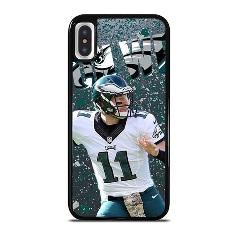 CARSON WENTZ PHILADELPHIA EAGLES 2,-iphone-x-case-cover
