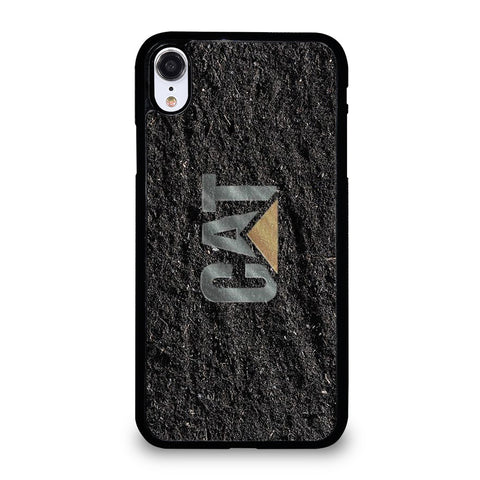 CAT CATERPILLAR LOGO iPhone XR Case Cover