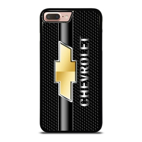 CHEVY CHEVROLET LOGO CARBON-iphone-8-plus-case-cover