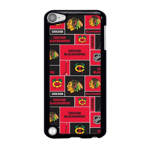 CHICAGO-BLACKHAWKS-HOCKEY-ipod-touch-5-case-cover