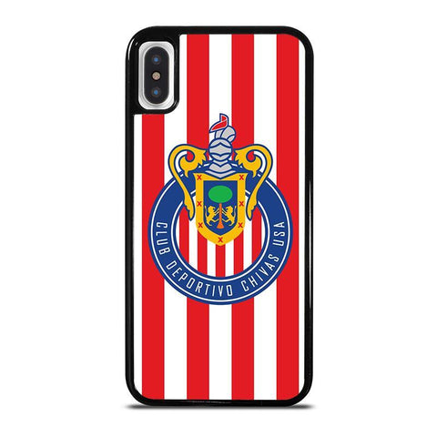 CLUB DEPORTIVO CHIVAS,-iphone-x-case-cover