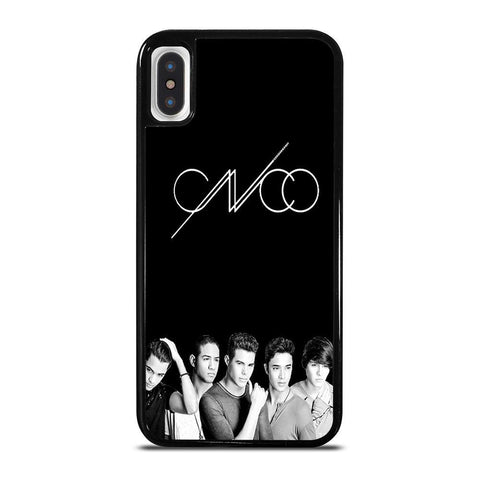 CNCO-iphone-x-case-cover