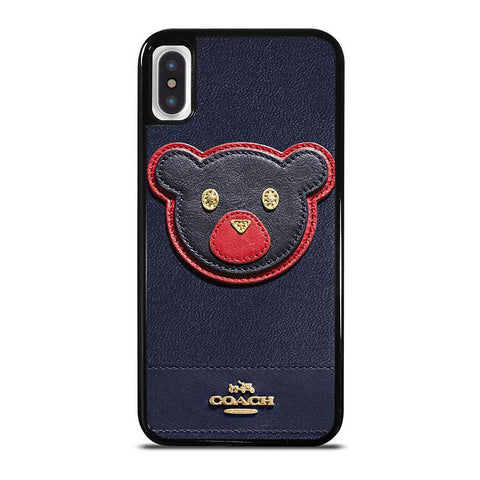 COACH-NEW-YORK-BEAR-iphone-x-case-cover