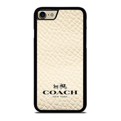 COACH NEW YORK WHITE-iphone-7-case-cover
